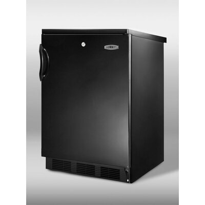 Summit Appliance Refrigerator in Black