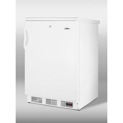 "Summit Appliance 33.5"" x 23.63"" Refrigerator in White"