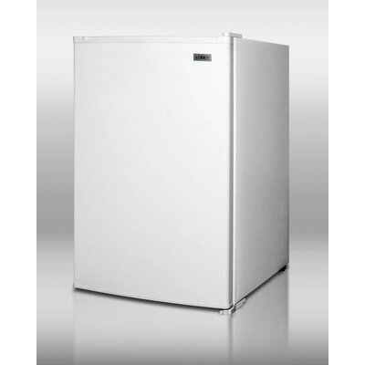 Summit Appliance Freezer with Open Shelves in White