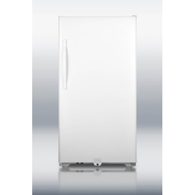"Summit Appliance 62.5"" x 31.38"" Freezer in White"