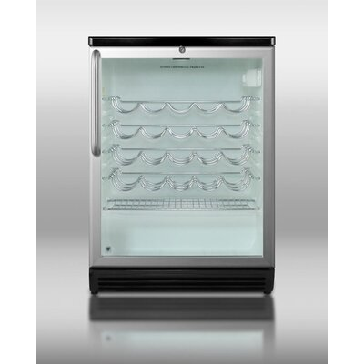 26 Bottle Single Zone Wine Refrigerator