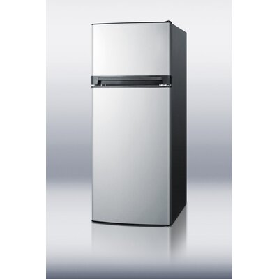 10 Cu. Ft. Compact Refrigerator with freezer