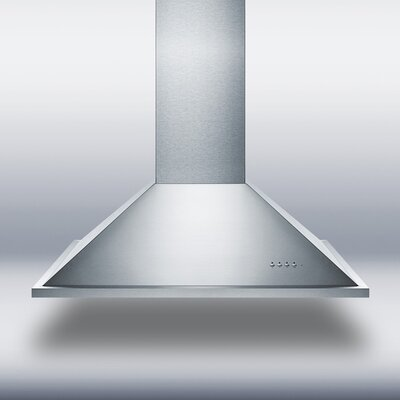 Summit Appliance Island Range Hood