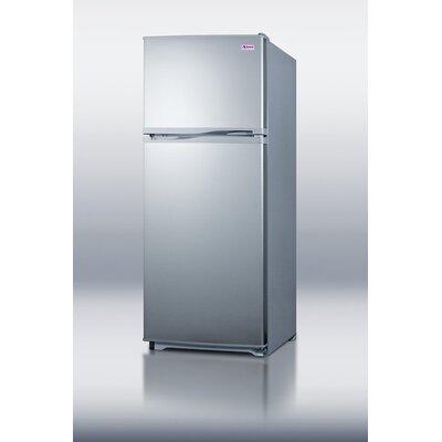 summit appliance cu ft top freezer refrigerator. Black Bedroom Furniture Sets. Home Design Ideas
