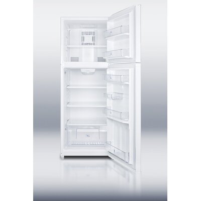 Summit Appliance 13.02 Cu. Ft. Top Freezer Refrigerator