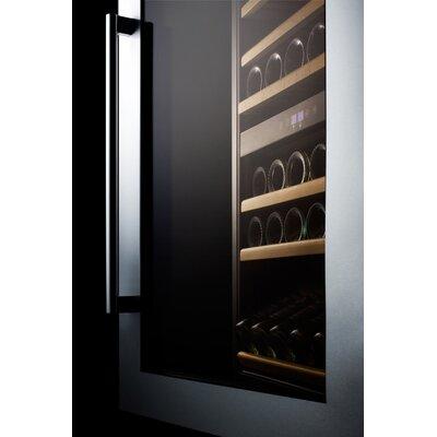 Summit Appliance 59 Bottle Dual Zone Built-In Wine Refrigerator
