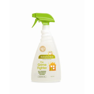 Babyganics The Grime Fighter All Purpose Cleaner 32 oz. Unscented