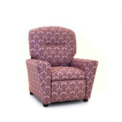 Kidz World Madison Kelso Maggie Kids Recliner