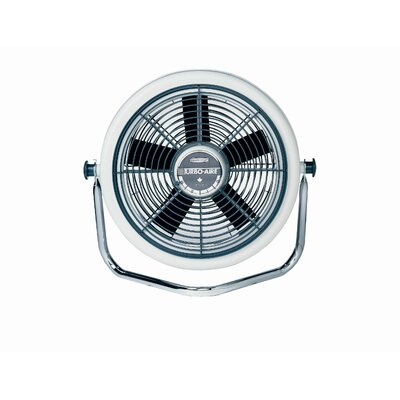 "SeaBreeze Electric 12"" Floor Fan"