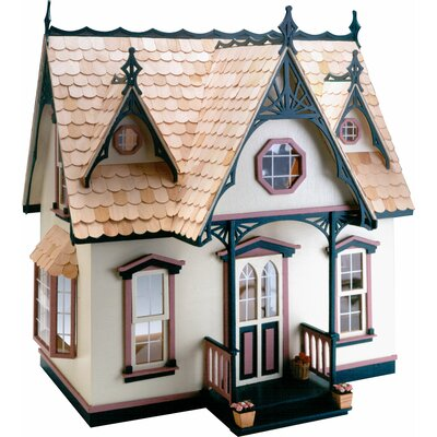 Greenleaf dollhouses orchid dollhouse reviews wayfair Victorian cottages kit homes