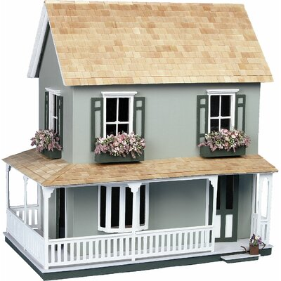 Greenleaf Dollhouses Laurel Dollhouse Kit