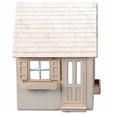 Greenleaf Dollhouses Primrose Dollhouse