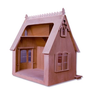 Greenleaf Dollhouses Storybook Cottage Dollhouse