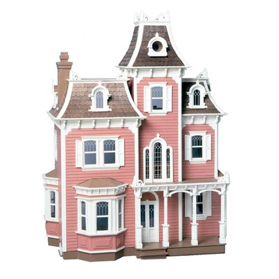 <strong>Greenleaf Dollhouses</strong> Beacon Hill Dollhouse