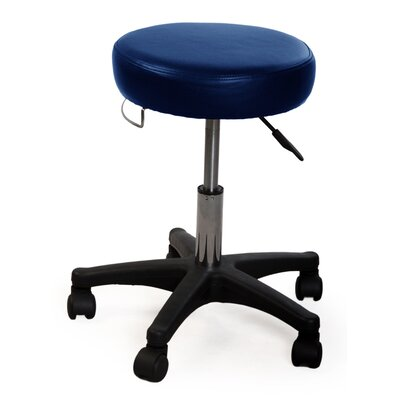 Ironman Fitness Massage Stool in Navy Blue