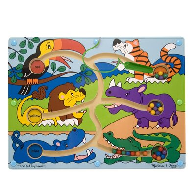 Melissa and Doug Magnetic Color Maze