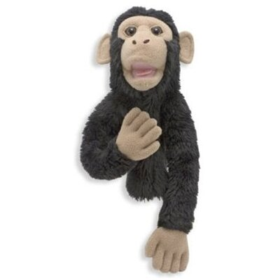 Melissa and Doug Bananas the Chimp Puppet
