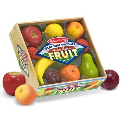 Melissa and Doug Play-Time Fruits