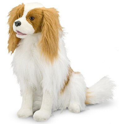Melissa and Doug Cavalier King Charles Spaniel - Plush