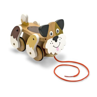 Melissa and Doug Dog Pull Toy