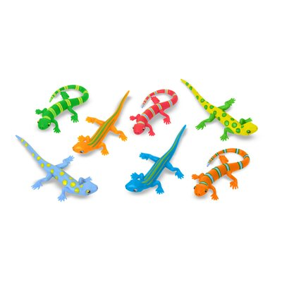 Melissa and Doug Litter of Lizards