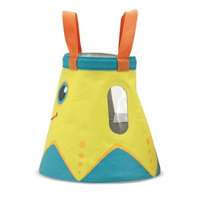 Melissa and Doug Cinco Starfish Collapsible Bucket