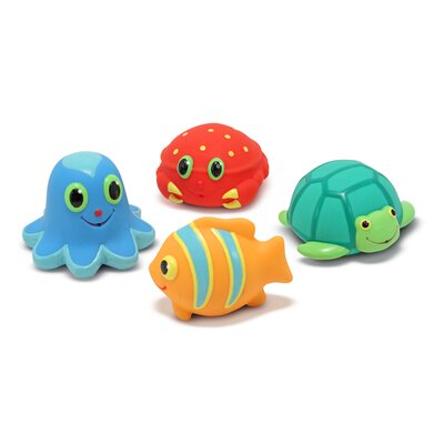 Melissa and Doug Seaside Sidekicks Squirters