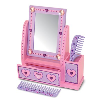 Melissa and Doug DYO Vanity Set