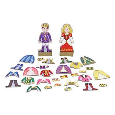 Melissa and Doug Prince and Princess Dress-Up