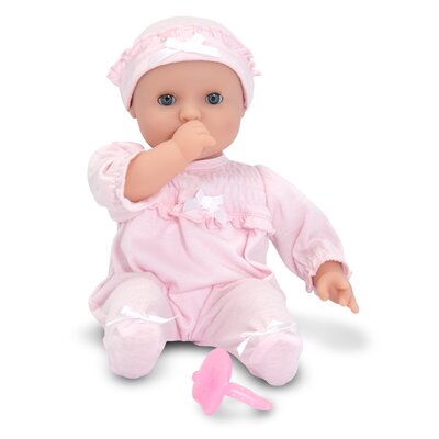 "Melissa and Doug Jenna 12"" Doll"