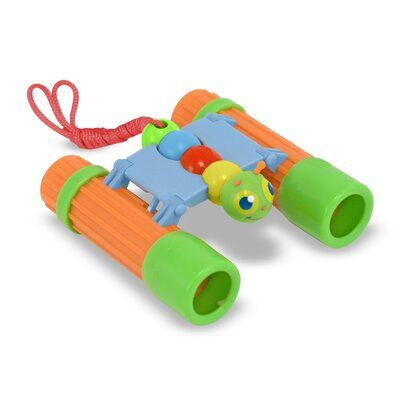 Melissa and Doug Happy Giddy Binoculars