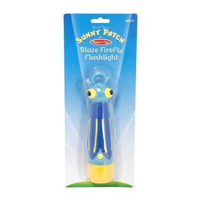 Melissa and Doug Blaze Firefly Flashlight