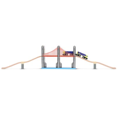 Melissa and Doug Skyline Suspension Bridge