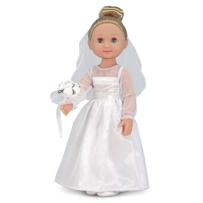 Melissa and Doug Lindsay Bride Doll