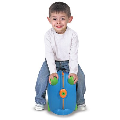 Melissa and Doug Trunki Terrance in Blue