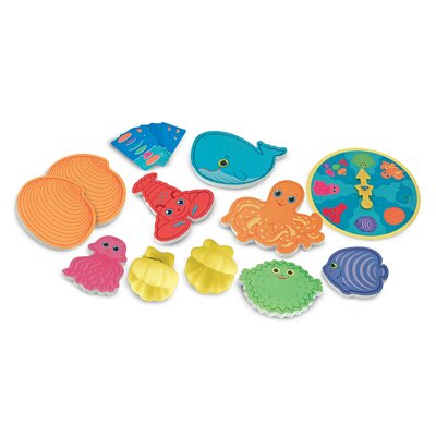Melissa and Doug Seafood Sandwich Stacking Game
