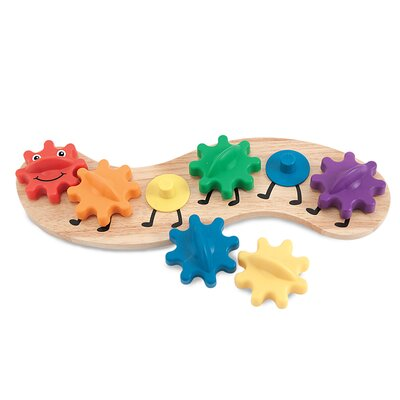 Melissa and Doug Caterpillar Gear Toy