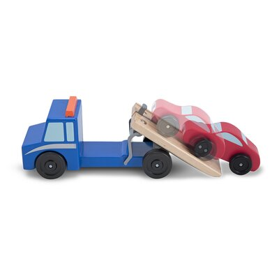 Melissa and Doug Flatbed Tow Truck