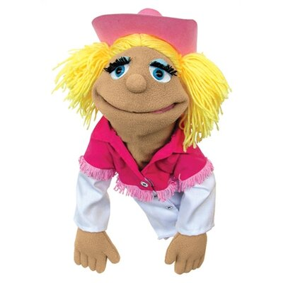 Melissa and Doug Cowgirl Puppet