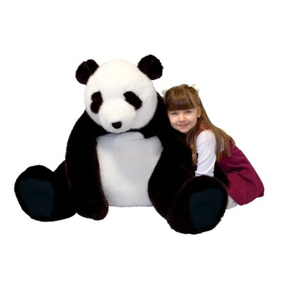 Melissa and Doug Giant Panda Bear Plush Stuffed Animal