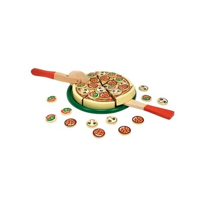 Melissa and Doug Pizza Party Play Set