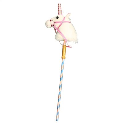 Melissa and Doug Prance-N-Play Stick Unicorn