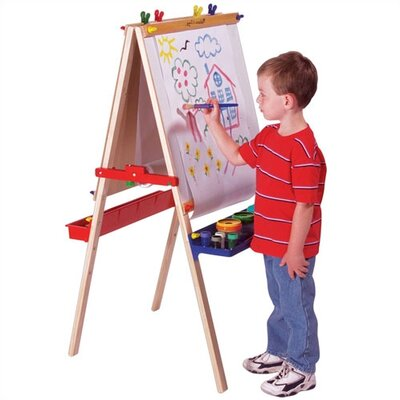 Melissa and Doug Deluxe Standing Easel Set