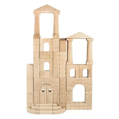 Melissa and Doug Architectural Unit Building Block Set