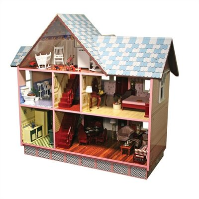 Melissa and Doug Victorian Dollhouse