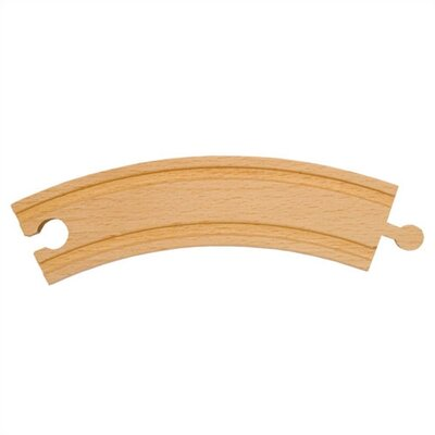"Melissa and Doug 6"" Curved Track"