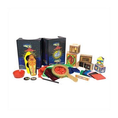 Melissa and Doug Deluxe Magic Set