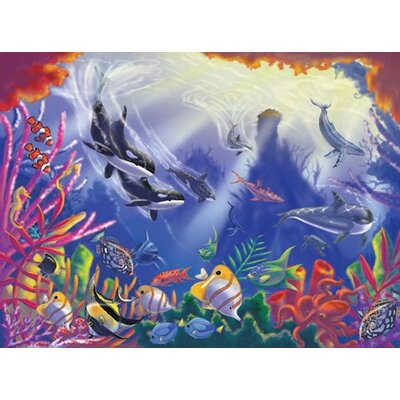 Melissa and Doug Majestic Depths Cardboard Jigsaw Puzzle