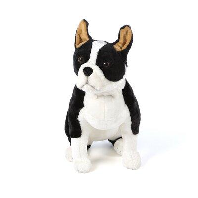 Melissa and Doug Boston Terrier Plush Stuffed Animal