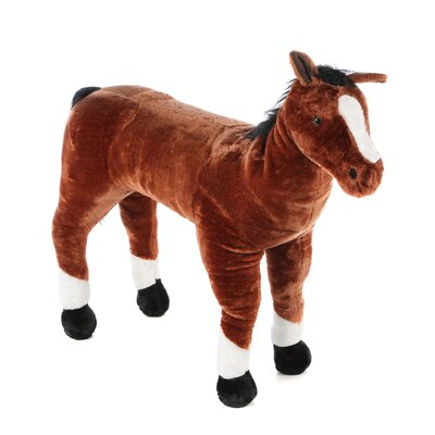 Melissa and Doug Horse Plush Stuffed Animal